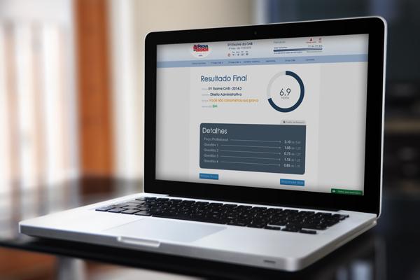 Sistema para correção de provas de 2ª fase - Exame de Ordem