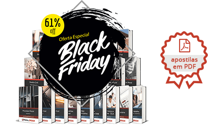 Combo de Apostilas Black Friday